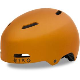 Giro Quarter FS casco per bici arancione/oro